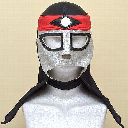 《試合用プロレスマスク:オクタゴン》
