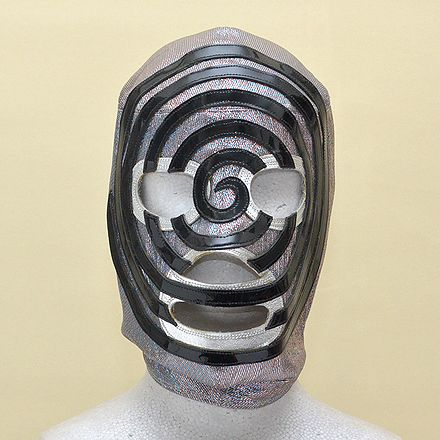 《試合用プロレスマスク:シコデリコ》