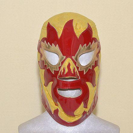 《試合用プロレスマスク:ソラール(1)》