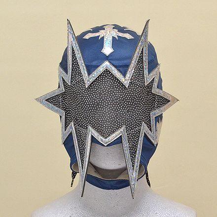 《試合用プロレスマスク:ファンタジィ》