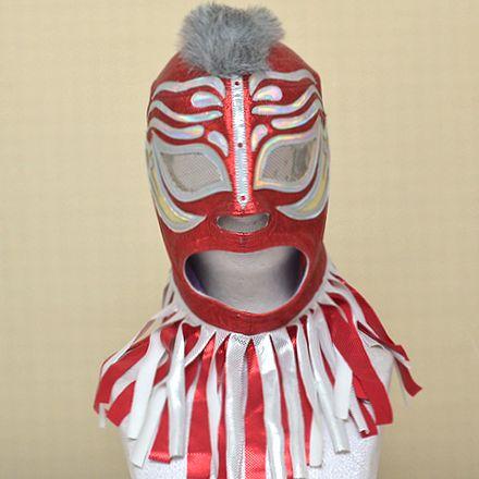 《試合用プロレスマスク:ミステリオッソ》