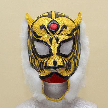 《復製品·職業摔跤口罩:虎口罩(1)》