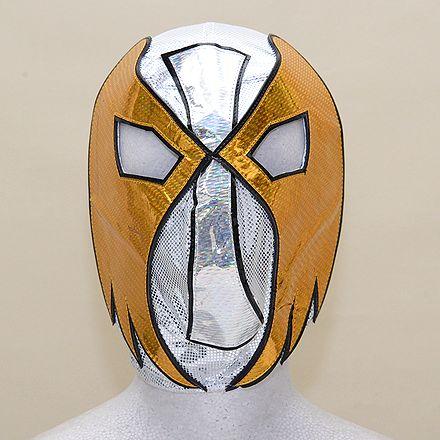 《レプリカ・プロレスマスク:アンヘル デ オロ(2)》