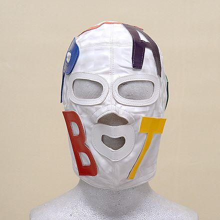 《レプリカ・プロレスマスク:カテドラティコ(1)》