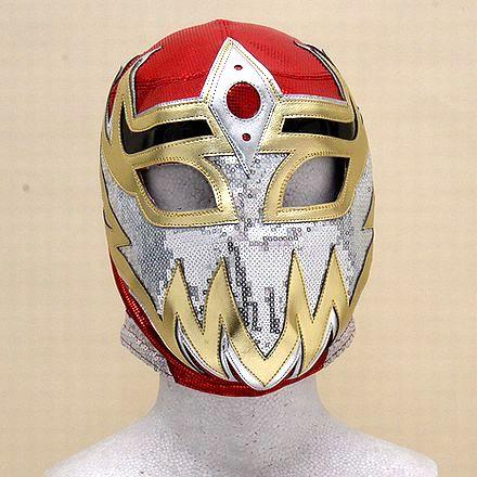 《レプリカ・プロレスマスク:マスカラ・ドラダ(3)》