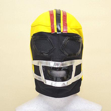《レプリカ・プロレスマスク:マキナ・サルバヘ(1)》