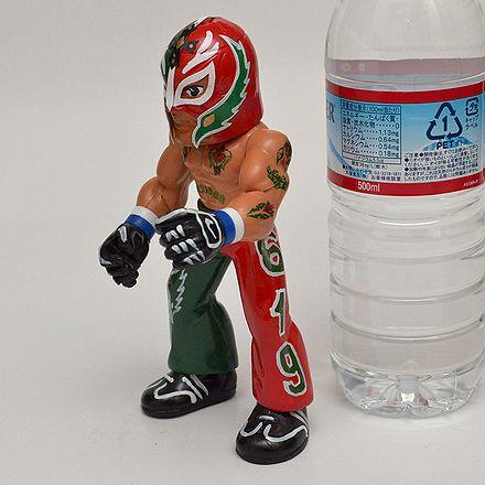 Wrestling figure in: Rey Mysterio (1)