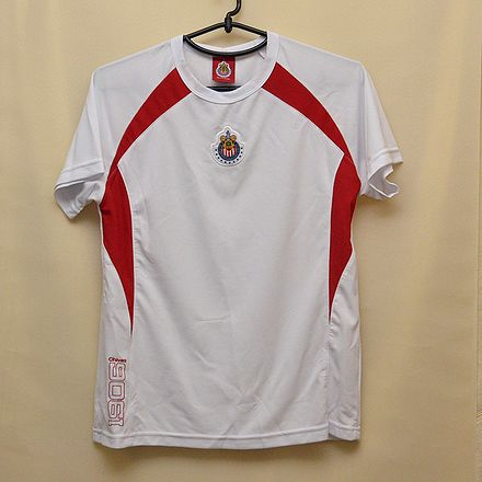 Chiba s (Chivas) Guadalajara (3) ◎ Mexico club team soccer uniform 4abc3c616