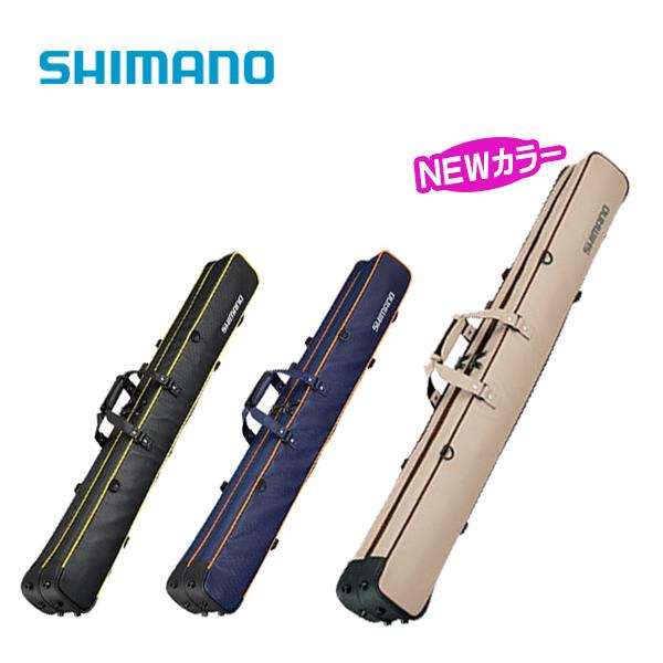 シマノ MOVEBASE へらロッドケース(2層式)RC-023Q