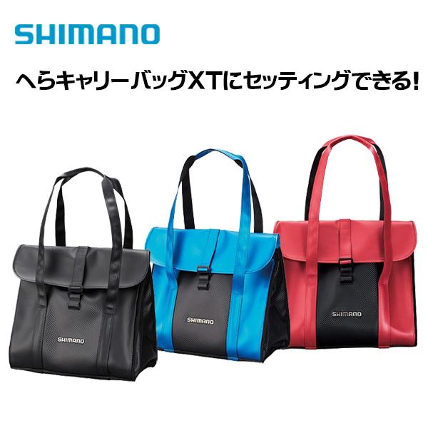 シマノ へらサブバッグXT BA-043S