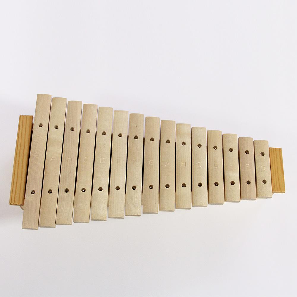 【今だけ50%OFF!】木琴 子ども用 おもちゃ ドイツ老舗メーカーの本格派 goldon サイロフォン(共鳴箱付き)ゴールドン 知育楽器
