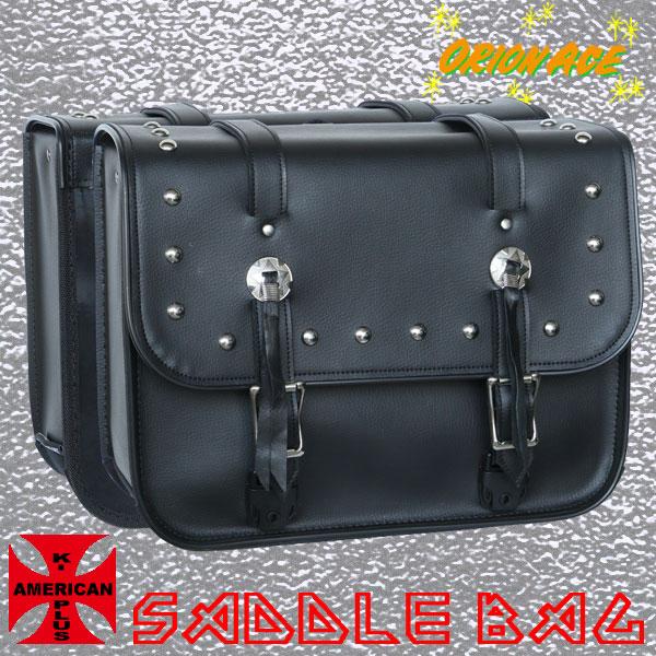 ★送料無料★ORION ACE/オリオンエース K-PLUS No.59074 SADDLE BAG(サドルバッグ) 20L