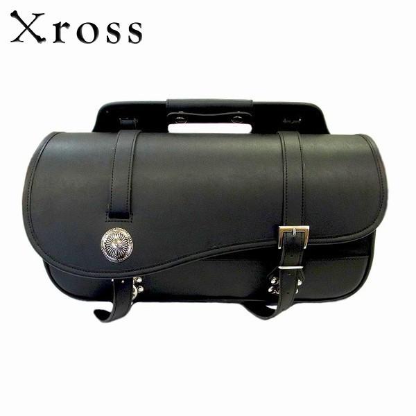 Xross(クロス) シングル シングル サイドバッグ SADDLE SINGLE XC-013