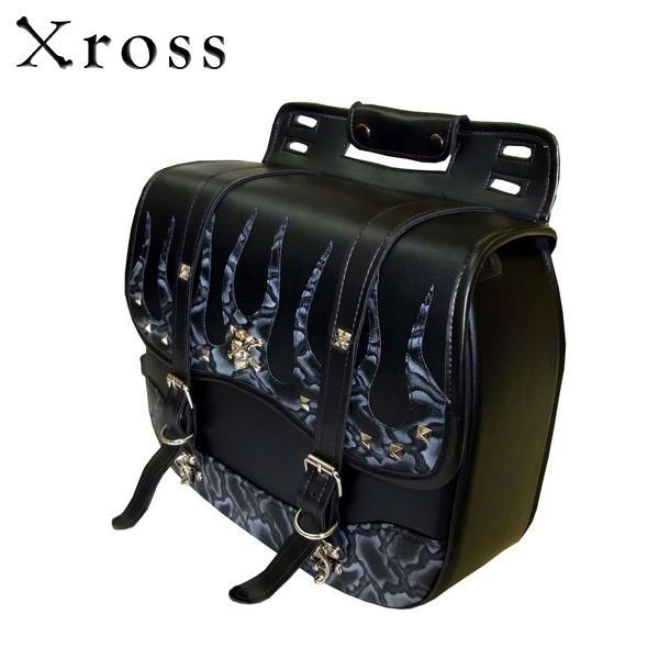 ★送料無料★Xross(クロス) シングル サイドバッグ SADDLE SINGLE YFF-103-3S