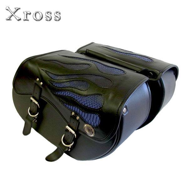 ★送料無料★Xross(クロス) BASIC DOUBLE サイドバッグ ダブルバッグ MFH-403C ※他の商品との同梱不可