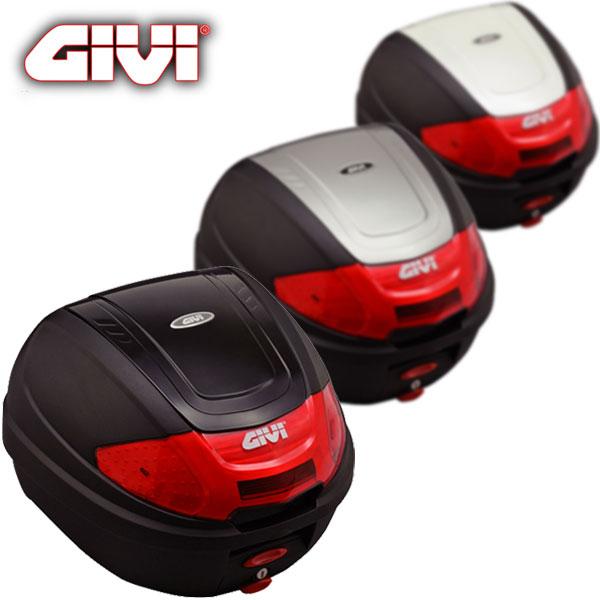 GIVI/DAYTONA 76879/76880/76881E300N2シリーズ テールボックス 3 COLOR