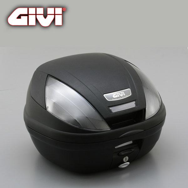 ★送料無料!GIVI E370NTD TECH 74944 モノロックベース付属 スモークレンズ仕様
