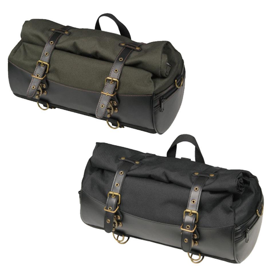 ラフ 大特価 ロード HBシートバッグ乗っても降りても様になるロール式シートバッグ 日本未発売 RA1029