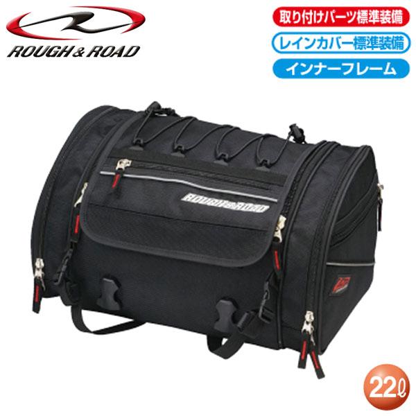 【ラフ&ロード/RR9032】ラフシートバッグ(ブラック) Rough&Road, シスターモード:3b409289 --- adfun.jp