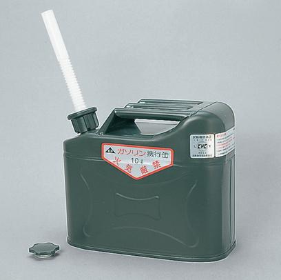 デイトナ 18235 ガソリン携行缶,ジープ型 10リットル