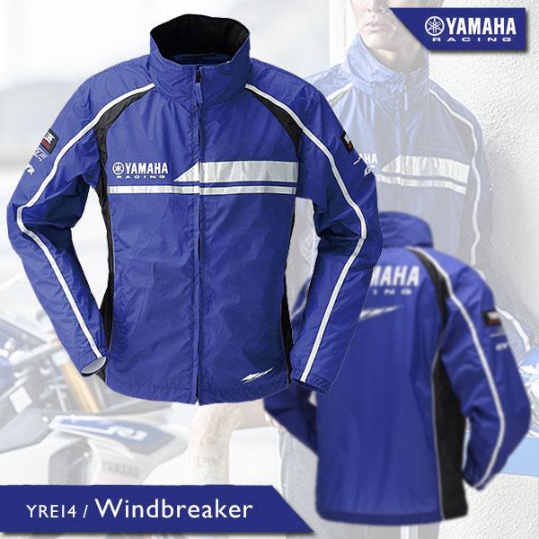 YAMAHA/Y's GEAR YRE14 Windbreaker ウィンドブレーカー YAMAHA Racing Blue ヤマハ/ワイズギア