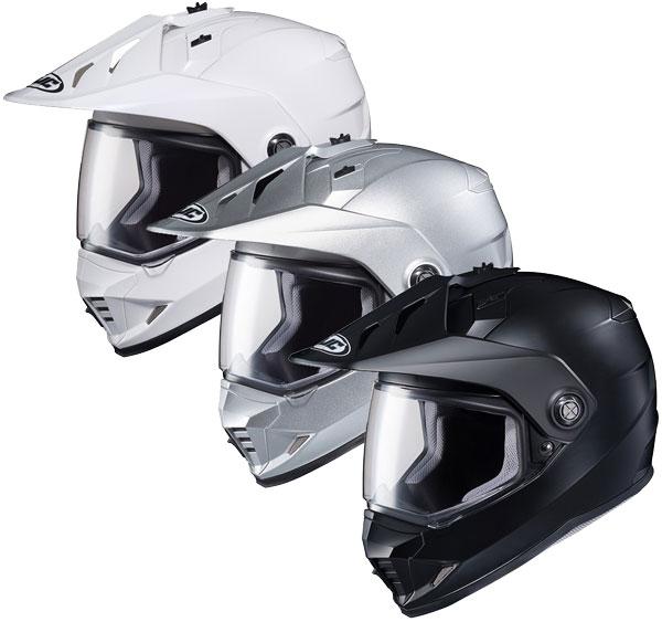 ★送料無料★HJC DS-X1 ソリッド オフロードヘルメット HJH133