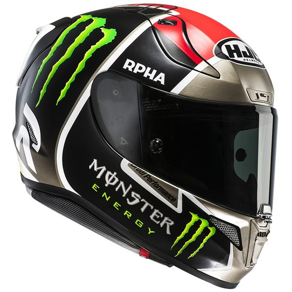 ★送料無料★HJC RPHA 11 ジョナス フォルガー レプリカ フルフェイスヘルメット HJH141