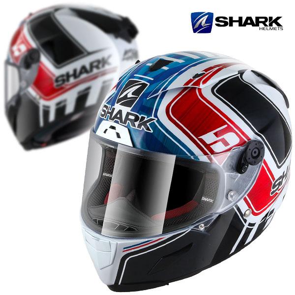 ★送料無料★SHARK(シャーク) RACE-R PRO レプリカ ザルコGP フランス フルフェイスヘルメット 日本国内規格/正規代理店品