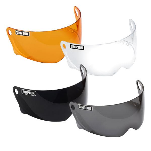SIMPSON MODEL 30 (M30)専用 フルフェイスヘルメット用シールド