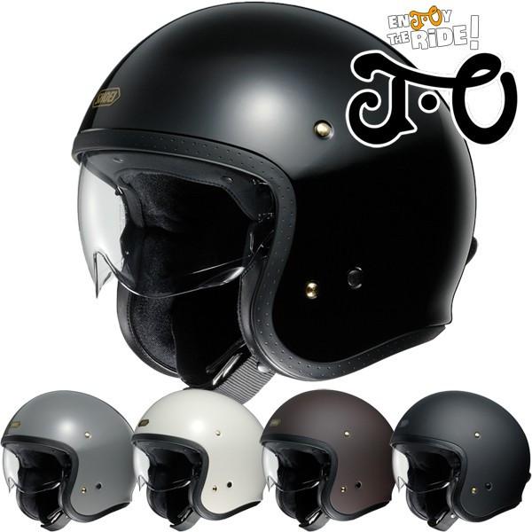 ★送料無料★ショウエイ J・O (ジェイ・オー) JO スモールジェットヘルメット