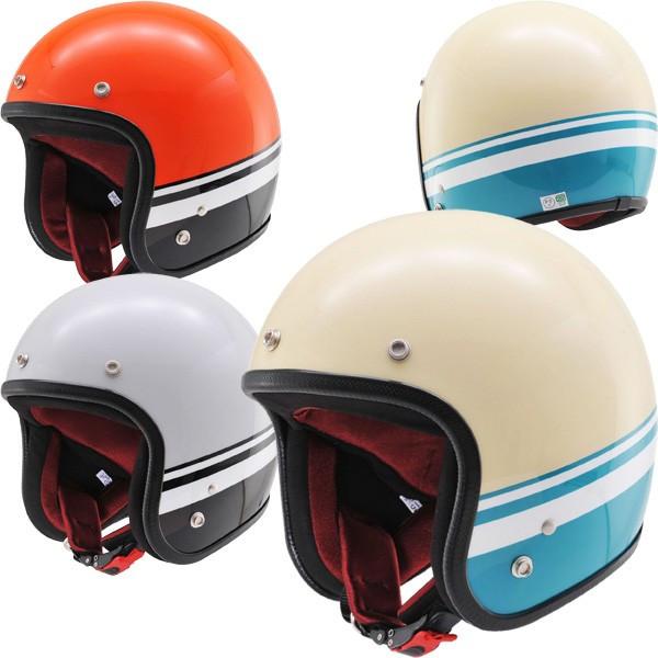 デイトナ Hattrick(ハットトリック) ジェットヘルメット DA01 BL