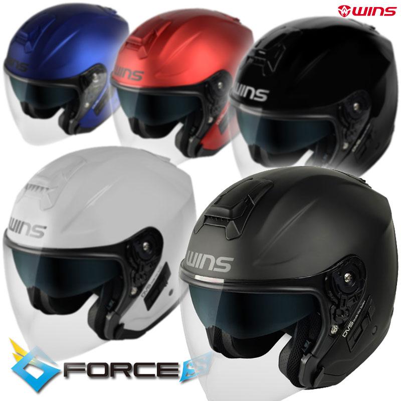 送料無料 WINS ウインズ G-FORCE ふるさと割 SS 返品送料無料 JET ジー フォース フルフェイス インナーバイザー装備 ジェット オープン エスエス ヘルメット ドライファイバー素材のジェットヘルメット