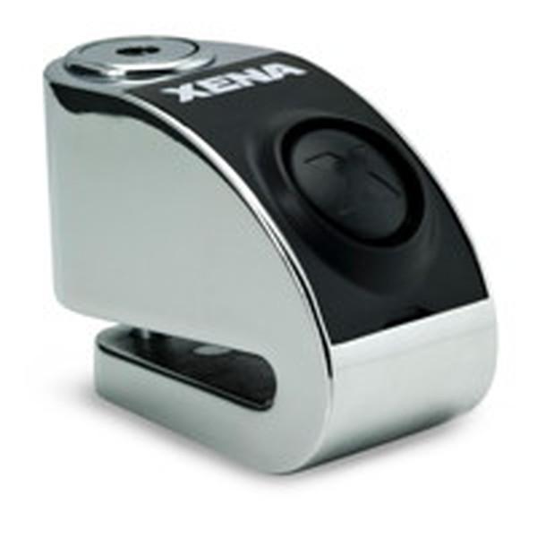 セール特価品 送料無料 XENA XZZ6L BLE ディスクアラーム アラーム付きディスクロック オールステンレス Q5K-AAA-001-262 2020秋冬新作 Bluetooth対応 876846004584