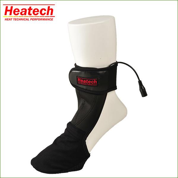 ★アウトレット価格で送料無料★ヒーテック ヒートトゥーウォーマー バイク用 防寒 電熱ウエア 0.5AMP (Heatech)