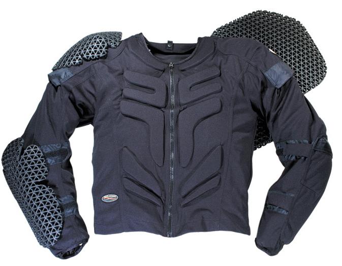 【ラフ&ロード/RR10040】 クールマックス® プロテクションメッシュインナージャケット
