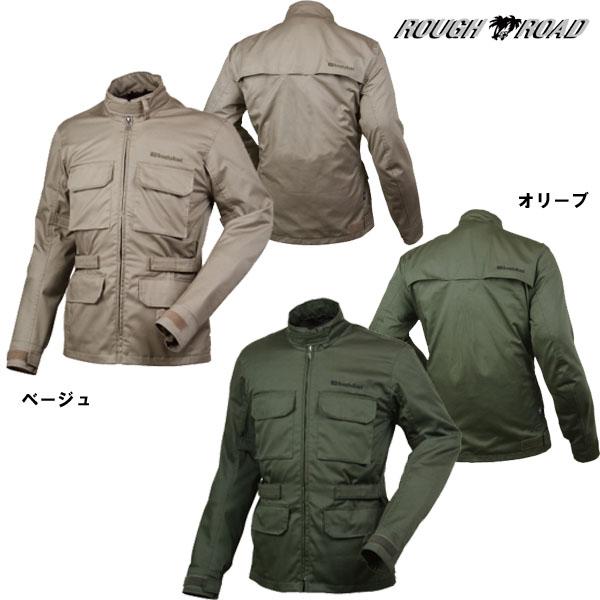 楽天市場 限定特価で送料無料 ラフ ロード Rr7240 ブレッサブルフィールドジャケット Motogoods Market