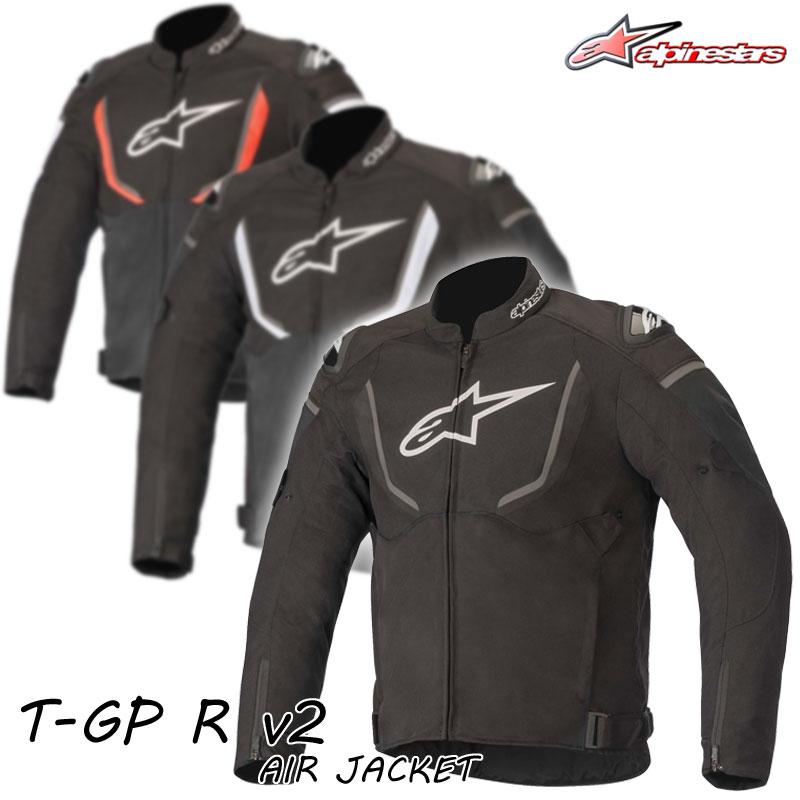 ★送料無料★アルパインスターズ T-GP R v2 エアー ジャケット T-GP R v2 AIR JACKET 3305619