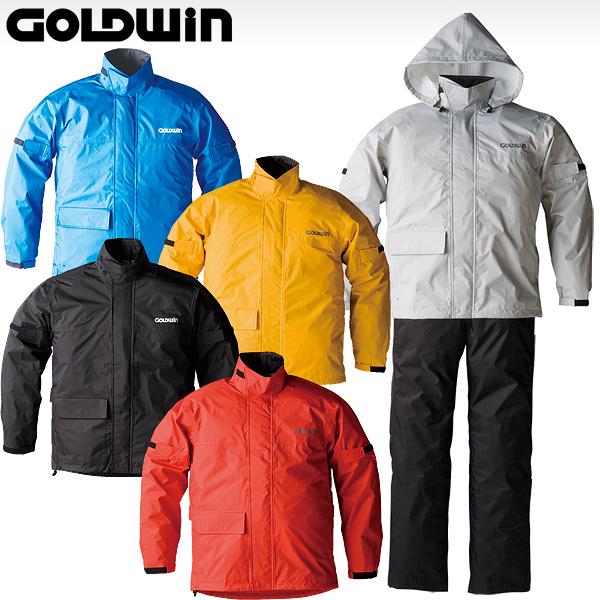 ゴールドウィン GWS Gベクター2 コンパクトレインスーツ GOLDWIN GSM12819