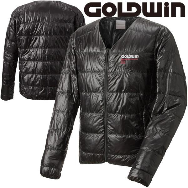 ★送料無料★ ゴールドウィン フローター ダウンカーディガン GSM14552 GOLDWIN ウインター 防寒インナー