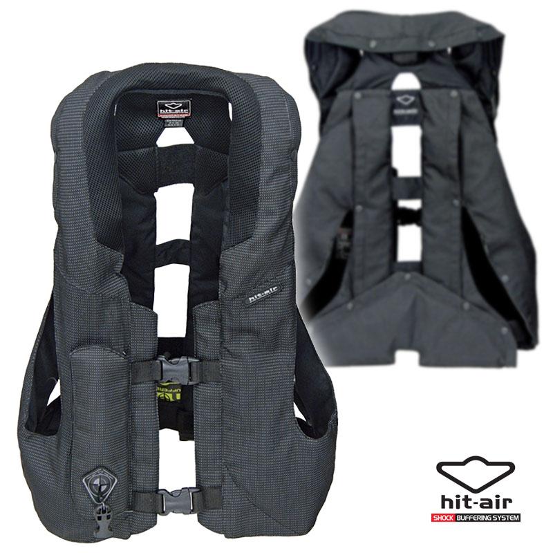 ★送料無料★ hit-air MLV-RC 一体型エアバッグ・ハーネスタイプ 全体リフレクター採用 無限電光 ヒットエア エアバッグシステム搭載