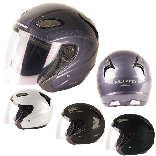 コミネ HK-168 プルートX ジェットヘルメット 01-168