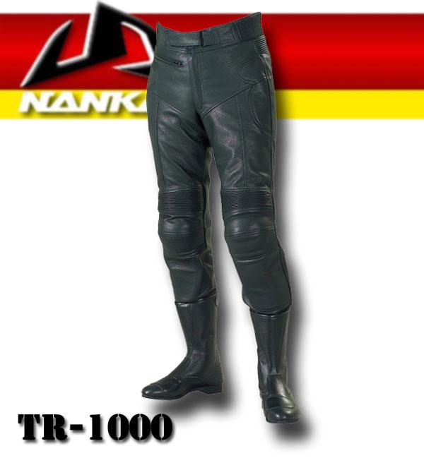 ★送料無料★NANKAI/ナンカイ TR-1000 ツーリングレザーパンツ TR-1000/牛革, casualyanagi:c68e7c72 --- acessoverde.com