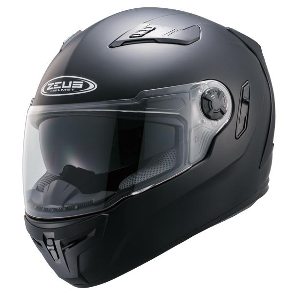 ★送料無料★ZEUS NAZ-105 フルフェイスヘルメット(マットブラック)
