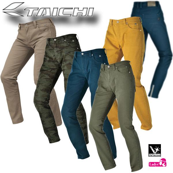 RS TAICHI/RSタイチ 【RSY252/CORDURA STRETCH PANTS】伸縮性に富み、どんなジャケットにも合わせられるカジュアル感 バイク オートバイ用 ライディングパンツ