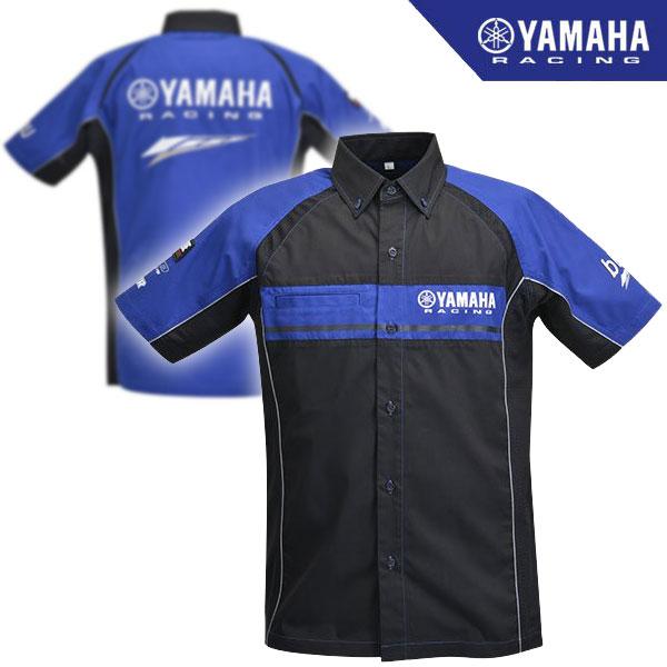 ヤマハレーシング YRB15 ピットシャツ (4521407237739)