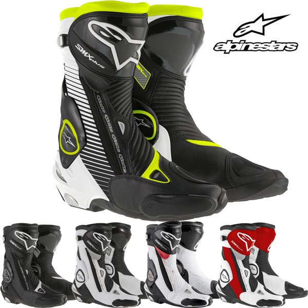 alpinestars smx plus gore tex waterproof racing boots and cash on delivery possible