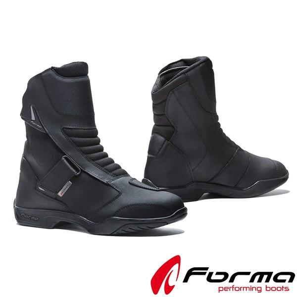 ★送料無料★Forma RIVAL 防水 ミドルツーリングブーツ