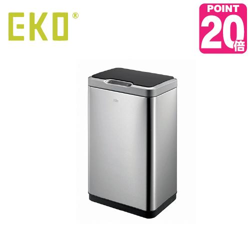 《ゴミ袋特典あり》EKO eko ゴミ箱 MIRAGE SENSOR BIN ミラージュセンサービン 30L EK9278MT-30L センサー開閉 キッチン ステンレス ふた付き 介護用 ダストボックス ごみ箱 おしゃれ ゴミ袋 イーケーオー コンパクト アップデート