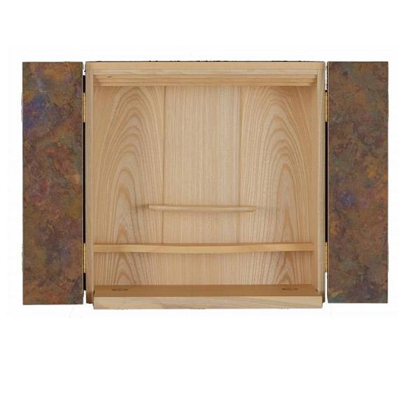 KABEDAN 壁壇 真鍮 レッド