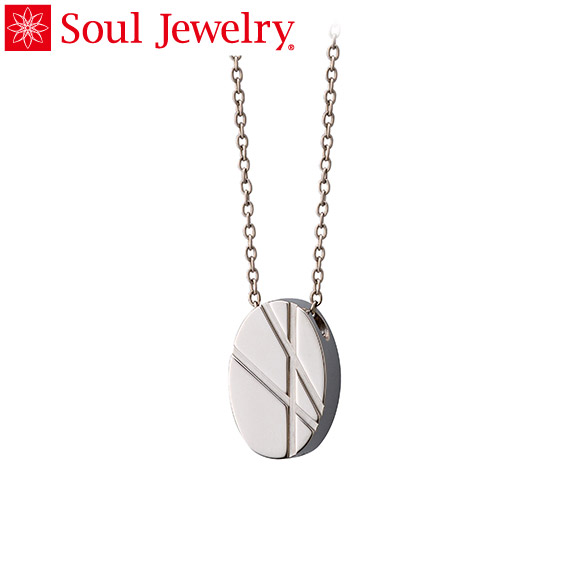 遺骨ペンダント Soul Jewelry チタン アテナ